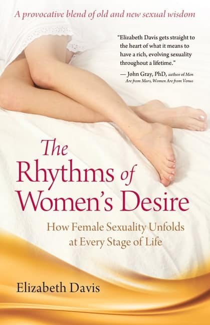 The Rhythms of Women's Desire front cover
